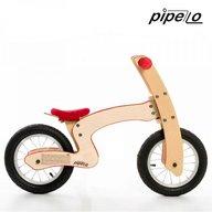 MyKids - Bicicleta de balans Pipello Z, Rosu