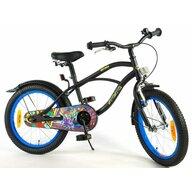 EandL Cycles - Bicicleta cu pedale , Batman, 18