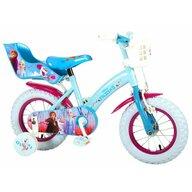 EandL Cycles - Bicicleta cu pedale , Disney Frozen, 12