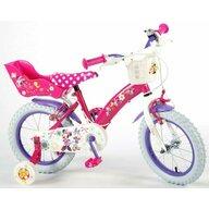 EandL Cycles - Bicicleta cu pedale , Minnie Mouse, 14