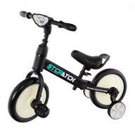 EURObaby - Bicicleta Plus JL 101, Negru