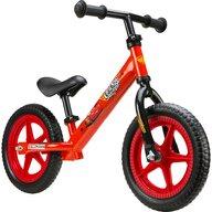 Seven - Bicicleta fara pedale , Disney Cars, Rosu