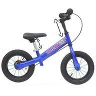 Kidcity - Bicicleta fara pedale 12 inch Mamakids Explorer , Albastru
