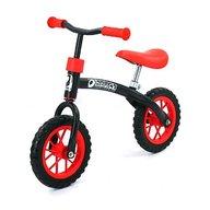 Hauck Toys - Bicicleta fara pedale E-Z Rider 10 Black Red