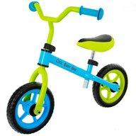 EURObaby - Bicicleta fara pedale Cool Baby Bike, Albastru, Verde