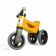 FUNNY WHEELS RIDER - Bicicleta fara pedale Rider Sport 2 in 1, Portocaliu