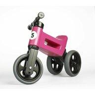 FUNNY WHEELS RIDER - Bicicleta fara pedale Rider Sport 2 in 1, Roz