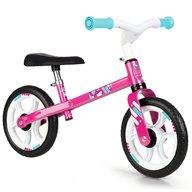 Smoby - Bicicleta fara pedale First Bike Pink