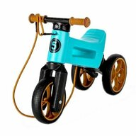 FUNNY WHEELS RIDER - Bicicleta fara pedale SuperSport 2 in 1, Albastru