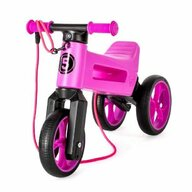 FUNNY WHEELS RIDER - Bicicleta fara pedale SuperSport 2 in 1, Violet