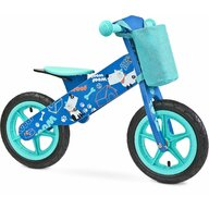 Toyz - Bicicleta fara pedale Zap, Albastru