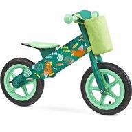 Toyz - Bicicleta fara pedale Zap, Verde