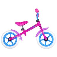 Volare - Bicicleta copii 12 inch fara pedale partial montata Shimmer and Shine