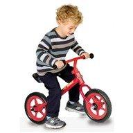 Biemme - Bicicleta fara pedale Tiger Rosu
