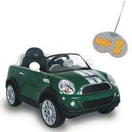 Biemme - Masinuta Mini Coupe 12V Verde