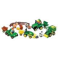 Biemme - Set distractie la ferma Johnny deere