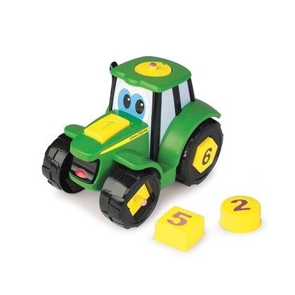 Biemme - Tractoras joaca-te si invata Johnny deere