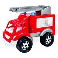 Bino - Masinuta de pompieri cu scara, 36 x 21 x 23 cm