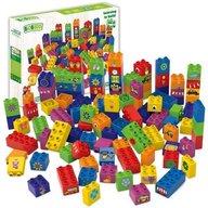 BioBuddi - Set de constructie lumea cuburilor
