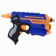 Hasbro - Arma de jucarie Blaster Nerf Elite Firestrike, Multicolor