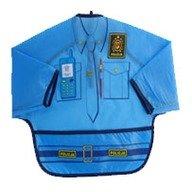 BoboBaby Baveta cu maneci - Police