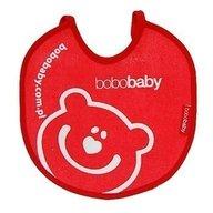 BoboBaby - Baveta cu snur mica cap Ursulet Rosu