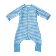 Gro - Body pentru bebelusi, Gros, 24 - 36 luni, Dungi albastre