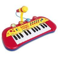 Bontempi Orga electronica cu 24 clape si microfon