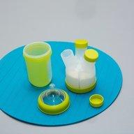 Boon - Cutie dozator lapte praf Tripod