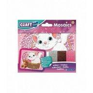 Brainstorm Toys - Kit Mozaic Mini Pisicuta