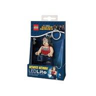 LEGO - Breloc cu lanterna Dc Super Heroes Wonder Woman