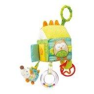 Brevi Soft Toys - Jucarie cub cu sunete Padure