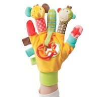Brevi Soft Toys Jucarie din plus Manusa de papusi