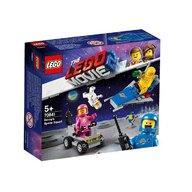 Lego - Brigada spatiala a lui Benny