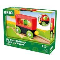 BRIO - Primul meu vagon luminos