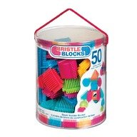 Bristle Blocks Set 50 cuburi de construit