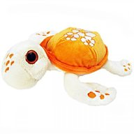 Keel Toys - Broscuta testoasa de plus Turtley Awesome 30 cm, Orange