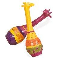 B.Toys Set 2 girafe maracas