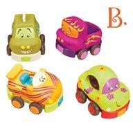 B.Toys Set 4 masinute