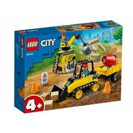 Buldozer Pentru constructii LEGO® City, pcs  126