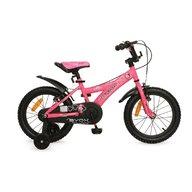 Byox - Bicicleta copii 16 Devil , Roz
