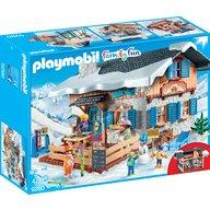 Playmobil - Cabana schiorilor