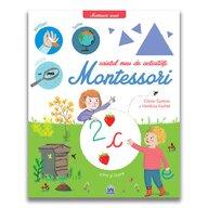 Caietul meu de activitati Montessori