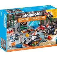 Playmobil - Calendar Craciun - Agent secret