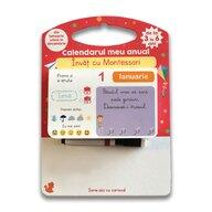 DPH - Calendarul meu anual - Invat cu Montessori - de la 3 la 6 ani
