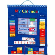 Fiesta Crafts - Calendarul meu textil 44 x 57 cm