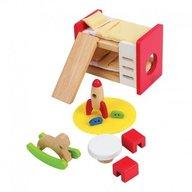 Hape - Camera copiilor - mobilier