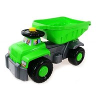 Super Plastic Toys - Camion basculant Carrier, Green