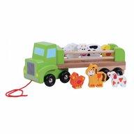 Jumini - Camion de ferma cu animale JUMINI