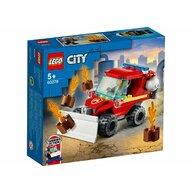 LEGO - Set de constructie Camion de pompieri ® City, pcs  87